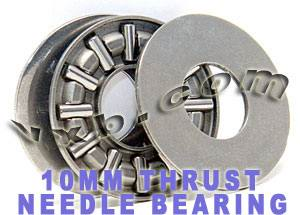Thrust Bearing 10mm x 24mm x 4mm:vxb:Ball Bearing