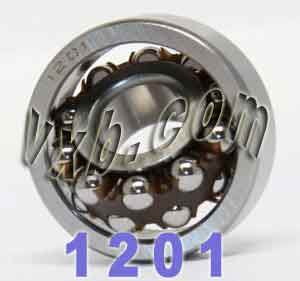 1201 Self Aligning Bearing 12x32x10:vxb:Ball Bearings