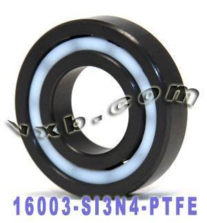 17x35 Full Ceramic 16003 Bearing 17x35x8 Silicon Nitride:vxb:Ball Bearing