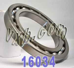 One 16034 Open Bearing 170x260x28:vxb:Ball Bearing