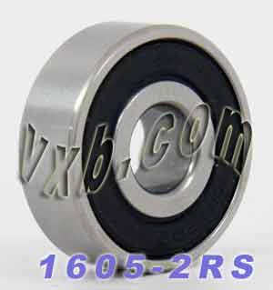 "1605-2RS Sealed Bearing 5/16""x29/32""x5/16"" :vxb:Ball Bearing"