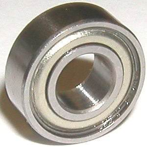 "R144ZZ Bearing 1/8""x1/4""x7/64"" Shielded:vxb:Ball Bearing"