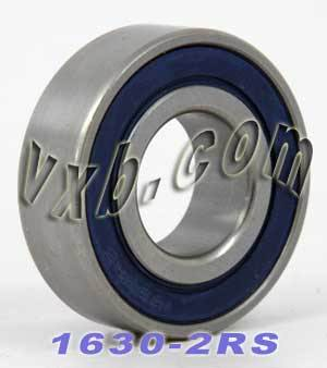 One Bearing 1630-2RS 3/4