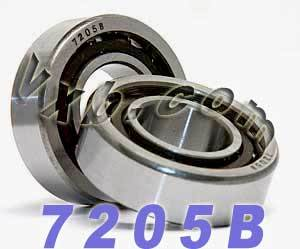 7205B Angular Contact 25x52x15 :vxb:Ball Bearing
