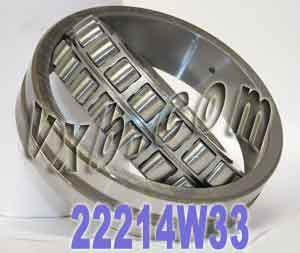 22214CDW33 Spherical roller bearing:70x125x31:vxb:Ball Bearing
