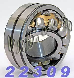 22309 Spherical roller bearings:vxb:Ball Bearing