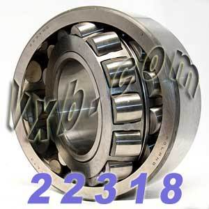 22318C Spherical roller bearing 90x190x64:vxb:Ball Bearing