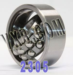 2305 Self Aligning Bearing 25x62x24:vxb:Ball Bearings