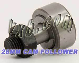 KR26 26mm Cam Follower Needle Roller:vxb:Ball Bearing