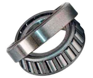 Tapered Roller Bearing 1 inch x 2.5 inch x 0.8125 inch