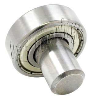 "3/16"" Inch Ball Bearing with integrated Axle:3/16""x1/2""x3/8"":VXB Ball Bearing"