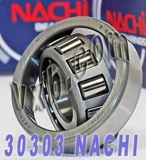 30303 Nachi Tapered Roller 17x47x14:Japan