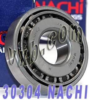 30304 Nachi Tapered Roller 20x52x16:Japan