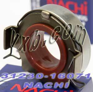 31230-16071 Nachi Self-Aligning Clutch-Release Bearing 33x50x22:Japan:Ball Bearing