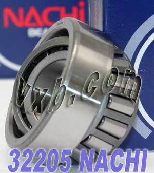 32205 Nachi Tapered Roller 25x52x18:Japan