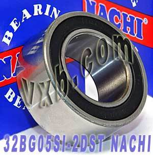 51501200 NACHI Double-row Auto Air Conditioning Angular Contact Ball Bearing 32x55x23:Japan:Ball Bearing