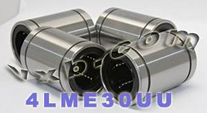 LME30UU Linear Motion Ball Bushing