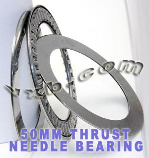Thrust Needle Roller Bearing 50mm x 70mm x 5mm:vxb:Ball Bearing