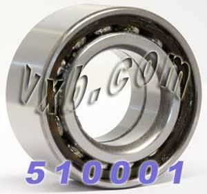 510001 Auto Wheel Bearing 36x68x33:Open:VXB Ball Bearing