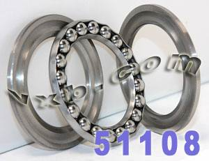 51108 Thrust Bearing 40x60x13:vxb:Ball Bearing
