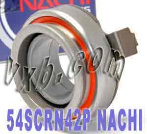 NP-47SCRN40P-4 Nachi Self-Aligning Clutch-Release Bearing 36x54x27:Japan:Ball Bearing