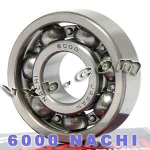 6000 Nachi Bearing 10x26x8:Open:C3:Japan