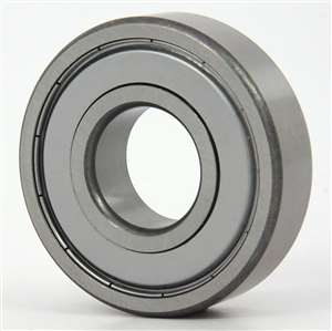 6000ZZ Bearing 10x26x8 Shielded:vxb:Ball Bearing