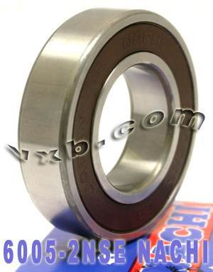 6005-2NSE Nachi Bearing 25x47x12:Sealed:C3:Japan
