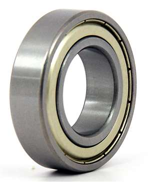 2 Bearing 6006ZZ 30x55x13 Shielded:vxb:Ball Bearings