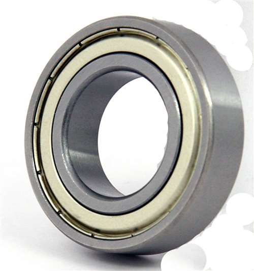 6312ZZ Bearing 60x130x31 Shielded:vxb:Ball Bearings