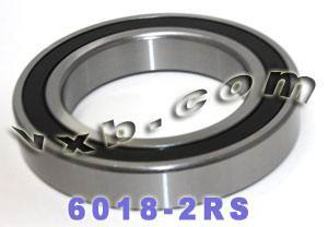 6018-2RS Bearing 90x140x24 Sealed:vxb:Ball Bearing