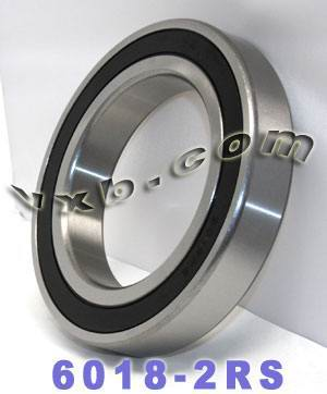 6018-2RS Bearing 90x140x24 Sealed:vxb:Ball Bearings