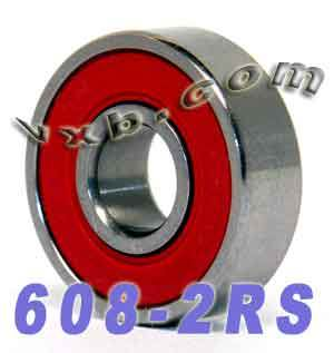 608-2RS Ball bearing:VXB