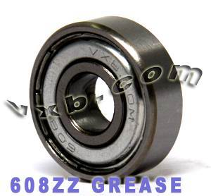 608ZZ Bearing 8x22x7 Shielded:VXB:Ball Bearing