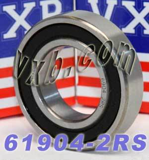 6904-2RS Bearing 20x37x9 Sealed:vxb:Ball Bearing