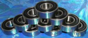 6203-2RS Sealed Ball Bearings:vxb:Ball Bearings