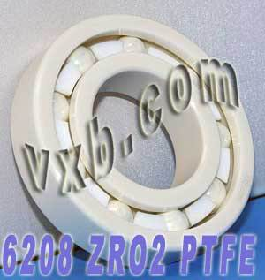 6208 Full Ceramic Bearing 40x80x18:vxb:Ball Bearings