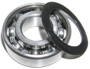 6202-2RS Bearing Hybrid Ceramic Sealed 15x35x11:vxb:Ball Bearings