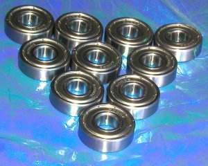 626ZZ Shielded Ball Bearings:vxb:Ball Bearing