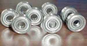 10 Bearing 689ZZ 9x17 Shielded 9x17x5:vxb:Ball Bearing