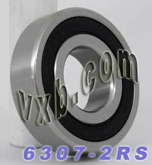 6307-2RS Bearing 35x80x21 Sealed:vxb:Ball Bearing