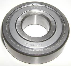6303ZZ Shielded Ball Bearings 17x47x14:vxb:Ball Bearing
