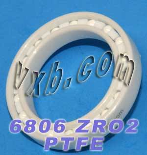 6806 Full Ceramic Bearing 30x42x7:vxb:Ball Bearing