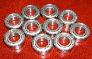 688ZZ Bearing 8x16x5 Shielded:vxb:Ball Bearing