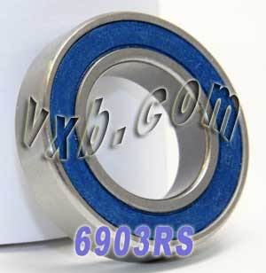 6903RS Bearing 17x30x7 Sealed:vxb:Ball Bearing