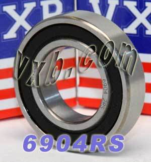 6904RS Bearing 20x37x9 Sealed:vxb:Ball Bearings
