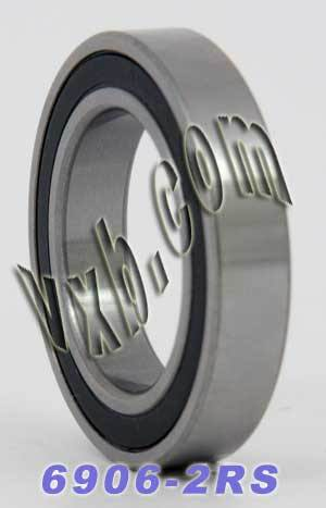 6906-2RS Bearing 30x47x9 Sealed:vxb:Ball Bearing