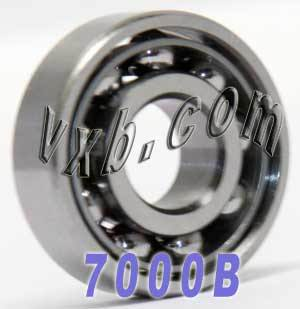 7000B Bearing Angular Contact 10 x 26 x 8 mm:vxb:Ball Bearing