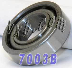 7003B Angular Contact 17x35x10:vxb:Ball Bearing