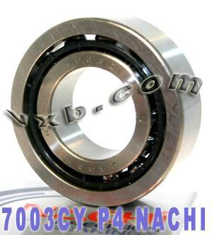 7003CYP4 Nachi Angular Ball Bearing